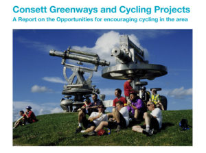 Consett Greenways and Cycling Projects