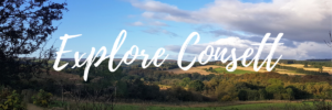 Explore Consett Home Page Advert