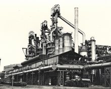 Consett Steel Works – A Year of Anniversaries and Commemoration's