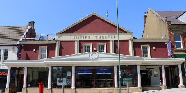 Empire Theatre to receive a £500,000 upgrade