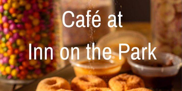 Café at Inn on the Park – Allensford Country Park