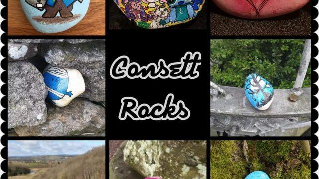 Consett Rocks