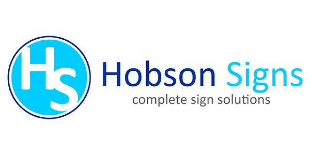 Hobson Signs